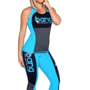 Bang workout tank top